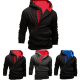 Men's Long Sleeve Hoodie Hooded Sweatshirt Tops Jacket Coat Outerwear - LUNAP Co