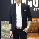 Men's Fall Clothing Jacket Blazer - LUNAP Co
