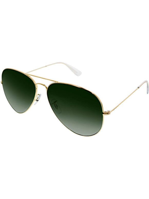 Ray-Ban Men's Aviator RB3026-L2846-62 Gold Sunglasses