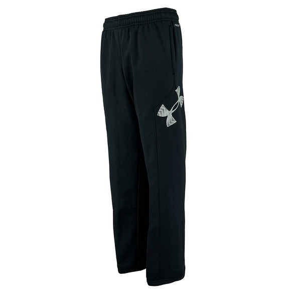 Under Armour Boys' UA Storm Armour Fleece Big Logo Pants