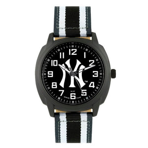 Gametime MLB-ICE-NY3 New York Yankees Pinstripe Ice Series Sports Watch