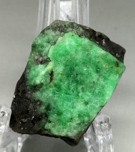 12g Natural Emerald  Green mineral crystal specimen gem grade quartz teaching specimens stone  collection from  China