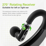 M11 Bluetooth Earphone Wireless Headphone Handsfree Earbud Headset With HD Microphone
