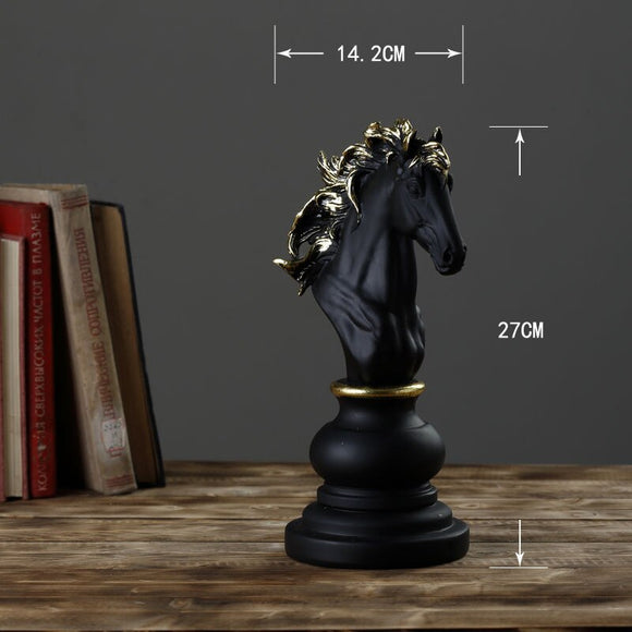 1Pcs 2020 Foreign Trade New High-end American Retro Home Accessories Chess Decorative Ornaments