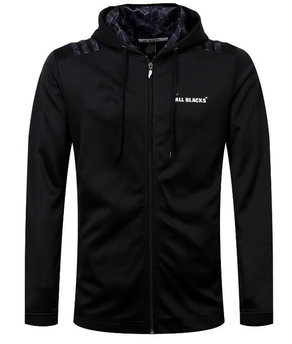 2018 New arrival High Quality Men Winter Jacket All Blacks France Ireland 2019 New Zealand Survetement Sport Jacket size S-3XL