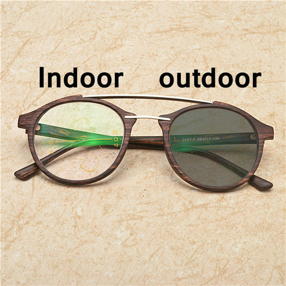 2018 Transition Sunglasses Photochromic Reading Glasses Progressive Multifocal Reading Glasses Men Women Presbyopia Hyperopia NX