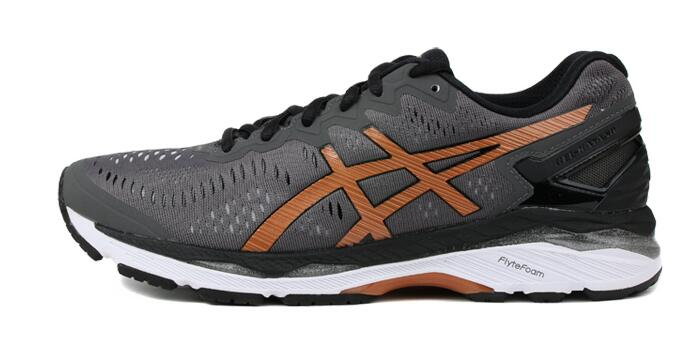 size 40 631fc a37ed 2019 Original New Arrival Official ASICS GEL-KAYANO 23 Men's Cushion  Sneakers Comfortable Outdoor Athletic Running shoes GQ