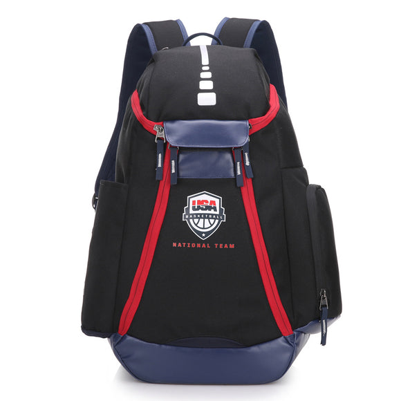 2020 NEW Factory Wholesale 2830 Team usa Basketball Backpack High Quality Men's And Women's Elite Travel Bag