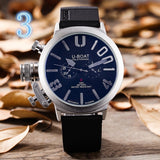 1PCS Top Quality Wristwatch Luxury Brand Sport Mens Watch Automatic Mechanical Men's Watches  small dial is all can work