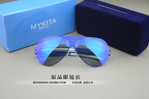 Free shipping German Mykita sunglasses Glasses sun glasses super light driver Men's and women's sunglass
