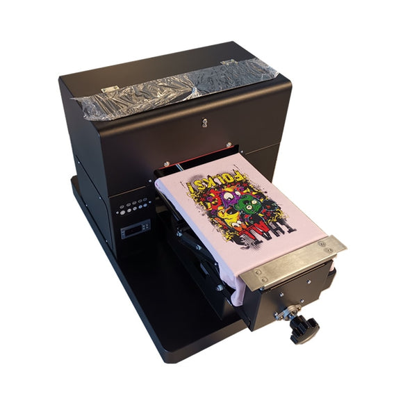 A4 Size T shirt Printer Direct to Garment DTG Printing machine for printing Tshirt,PVC,Phone cover