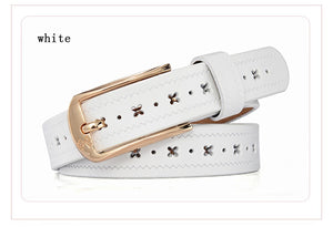 Belts Womens Belt Genuine Leather Wide Strap Elastic Woman Ratchet Black Stretch Buckles For Dress Luxury Brand Ratchet 2018 New