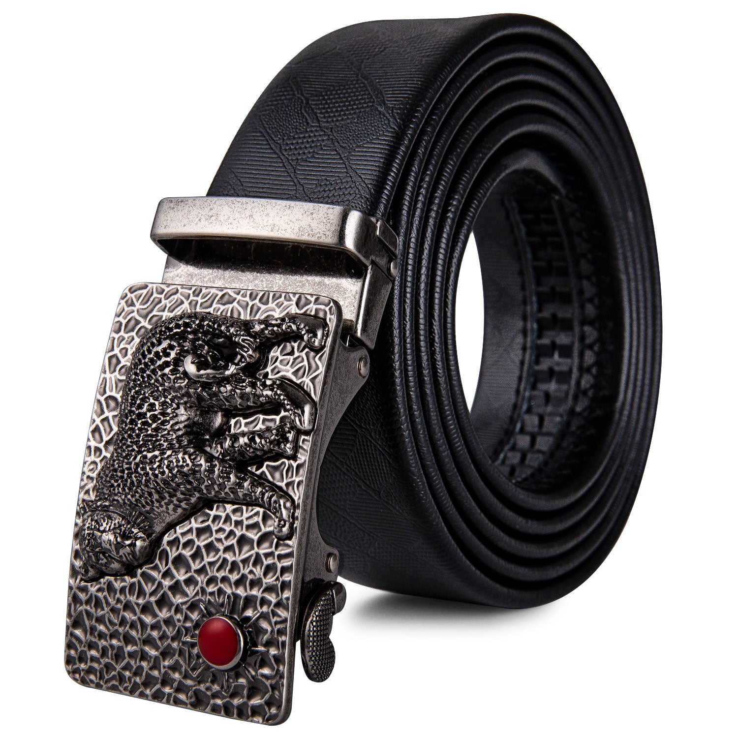 MENS LEATHER BELT FOR JEANS TROUSERS IN BROWN CASUALS PARTY WEAR 100/% GENUINE