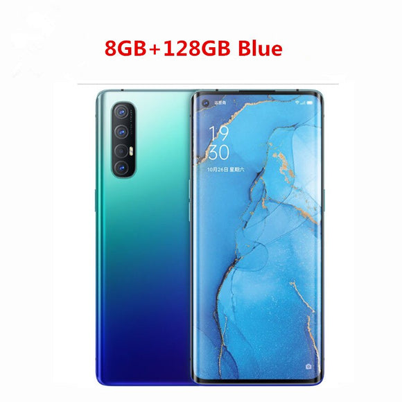 DHL Fast Delivery Oppo Reno 3 Pro 5G Cell Phone Android 10.0 Snapdragon 765G 6.5