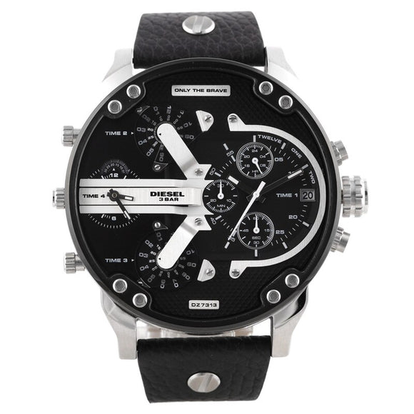 Diesel watch clocks and watches for men Fashion and leisure quartz watch Brand products DZ7313