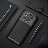 For Nokia 9 Pureview Case Silicone Shell Carbon Fiber TPU Case For Nokia 9 Pureview High Quality Diamond Grid Design Cover