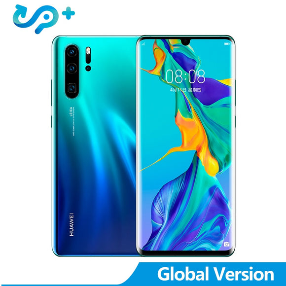 Global Version Huawei P30 Pro Mobile Phone 6.47 inch OLED FHD+ 2340*1080 pixels Screen Smartphone Support NFC OTG GPS Android 9