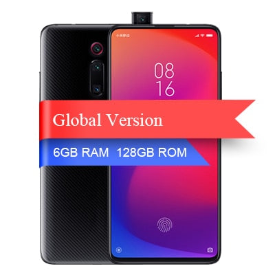 Global Version Xiaomi MI 9T Redmi K20 6GB 128GB Smartphone Snapdragon 730 Octa Core 20MP Pop-up Front Camera 6.39