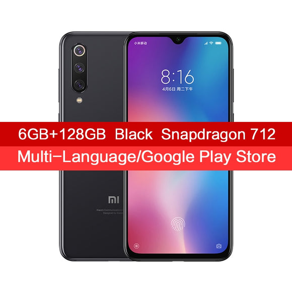 Global Version Xiaomi Mi 9 SE Mi9 SE 6GB 128GB Smartphone Snapdragon 712 CPU 5.97