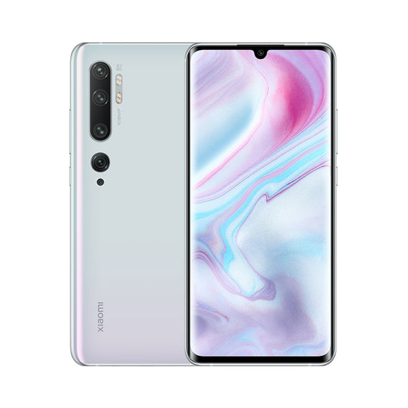 Global Version Xiaomi Mi Note 10 6GB 128GB 108MP Penta Camera Smartphone Snapdragon 730G 5260mAh 30W Fast 6.47'' AMOLED Display