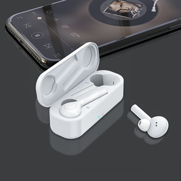 H&A Bluetooth 5.0 Earphones For All Smart Phone Mini Wireless Headset Headphones For Samsung For Xiaomi Huawei Sports Headset