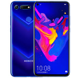 Huawei Honor V20 Smartphone NFC Fast Charge Mobile Phone Liquid Cooling Kirin 980 Android 9.0 6.4 inch Screen 4000mAh Battery