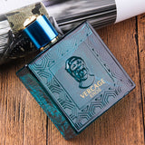 JEAN MISS 100ML Perfumed Men Sandalwood Notes Fresh Glass Bottle Male Parfum Lasting Fragrance Spray Original Gentleman Perfumed