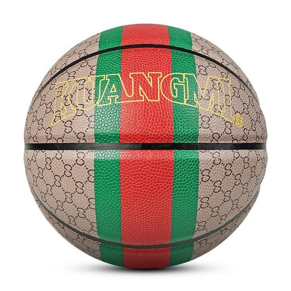 Kuangmi Classicial Style Ball Basketball PU Material Size 7 Basketball Game Street Training accessories basquete baloncesto