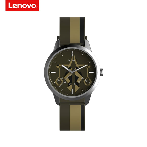 Lenovo Watch 9 Smart Watch Constellation Series 5ATM Waterproof Steel Casing Luminous Pointer Fitness Tracker Pedometer Calorie