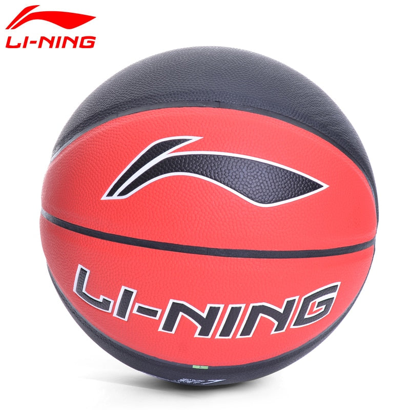 prix d'usine ae8a1 5616f Li-Ning Wade Series Synthetic Basketball Professional Size 7 PU Outdoor  LiNing Sports Basketball ABQM062 ZYF230