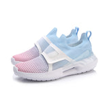 Li-Ning Women EXTRA II Stylish Lifestyle Shoes Mono Yarn Breathable Sock-Like LiNing Sport Shoes Sneakers AGLP028 YXB301
