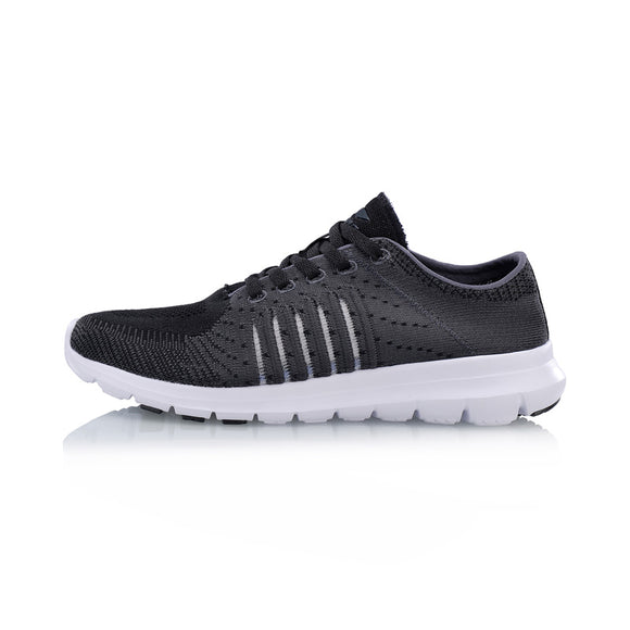 Li-Ning Women FLEX RUN Smart Moving Running Shoes Light Weight Breathable LiNing Comfort Sport Shoes Sneakers ARKN006 XYP677