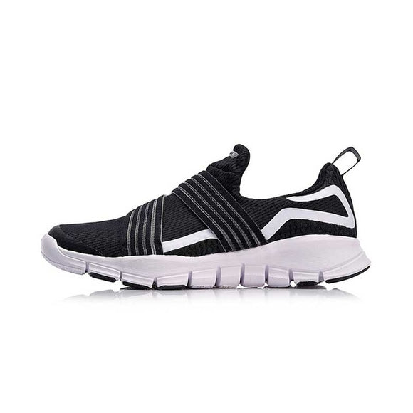 Li-Ning Women SUPER TRAINER X Smart Quick Training Shoes Breathable LiNing Cushion Sports Shoes Light Sneakers AFHN008 SAMJ18