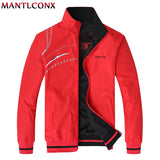 MANTLCONX NEW Men's Jackets 2019 New Casual Jacket Men Sportswear Quality Spring Autumn Jacket 5XL 6XL Mens Jackets and Coats