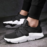 Men Casual Shoes Breathable Autumn Summer Mesh Brand lace-up male Sneakers Lightweight adults Fashion Trend Cheap drop shipping