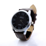 Men Watch Gift Set For Father's Day Gift Ballpoint Pen  PU Wallet Fashion Quartz Wristwatch Luxury Business Reloj Hombre