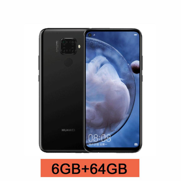 New Huawei Nova 5Z Smartphone Quad Camera 32MP Front Camera Mobile Phone Google Play Store 4000mAh 6.26 inches 7nm Kirin 810