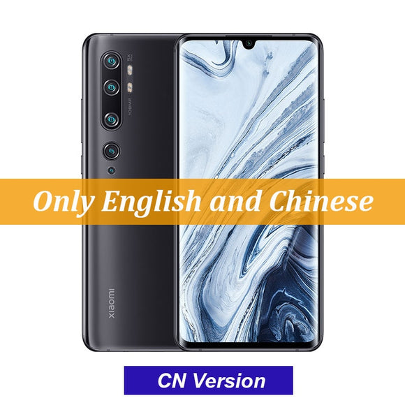 New Xiaomi Mi CC9 Pro 8GB RAM 256GB ROM Snapdragon 730G Smartphone 108MP Penta 5 Cameras 6.47''AMOLED Screen 5260mAh Big Battery