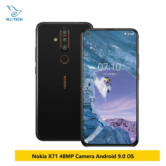 Nokia X71 Mobile Phone 6GB RAM  6.39