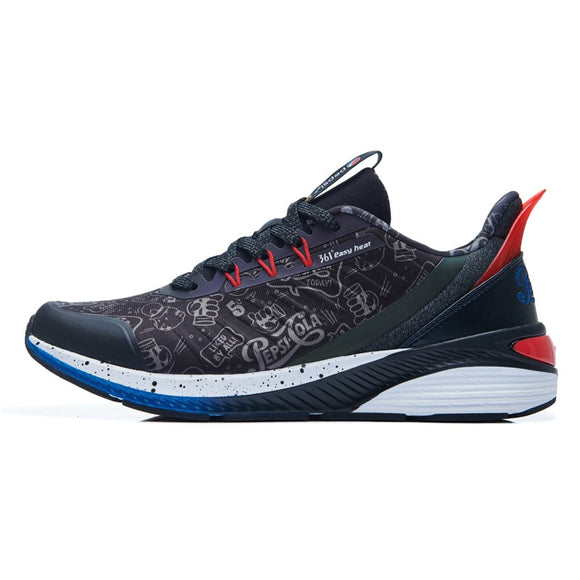 Original 361 Pepsi Men's running Shoes waterproof cushioning quikfoam new arrival sport sneakers 572012254
