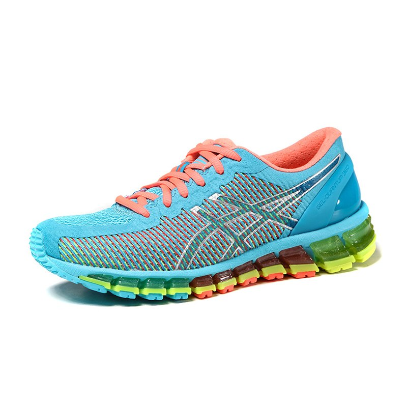 de77e6ecf5 ... Original ASICS Women Shoes Hard-wearing Breathable Cushioning Running  Shoes Light Weight Sports Shoes Sneakers ...