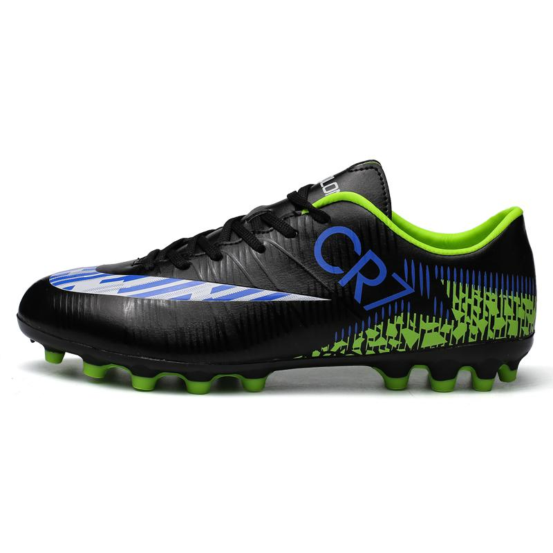 finest selection 10890 f56c1 Original Men Football Boots Cleats Training Long Spikes Kids Phantom Indoor  Academy Sneaker Boys FLIGHT Superfly Soccer Shoes