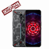 "Original Nubia Red Magic 3 Mobile phone 6.65"" Snapdragon 855 Octa core Front 48MP Rear 16MP 6GB 128GB 5000mAh Game Phone"