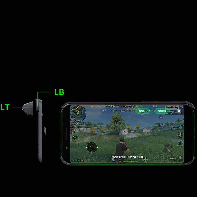 Original Xiaomi Black Shark Phone Game Controller Bluetooth