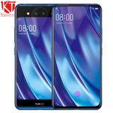 Original vivo nex 2 Double-sided screen mobile phone 10GB 128GB snapdraon 845 6.39 inch screen fingerprint three camera phone