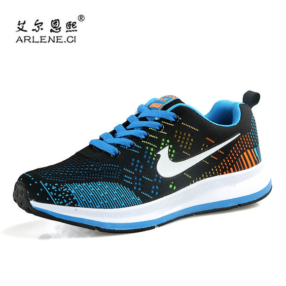 Running for Outdoor Breathable Hombre Deportivas 2018 Sneakers Mesh Sports Walking Zapatillas Air Male Shoes Shoes New Shoes Men gyvf76Yb