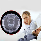 Stop Snoring Anti Snore Nose Clip Apnea Guard Care Tray Sleeping Aid Eliminate or Relieved Snoring Health Care #85184