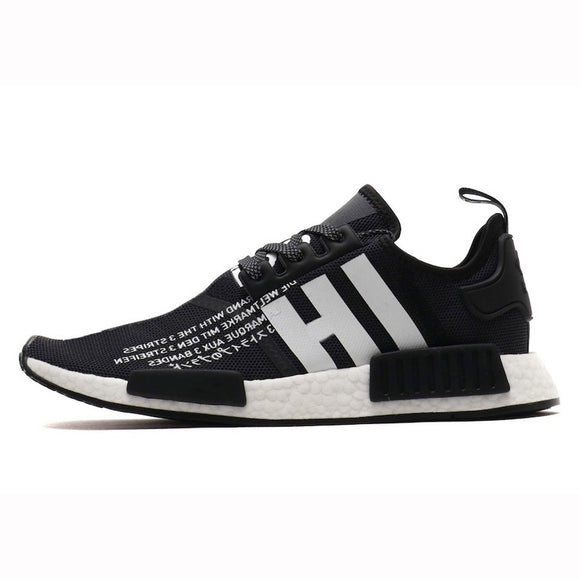 Thunder NMD R1 men running shoes military green Oreo oma s high tricolor OG classic men women mastermind japan sports trainer
