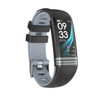 Torntisc G26S Fitness Bracelet Color Screen Waterproof Heart Rate Smart Band Blood pressure oxygen monitor watch VS mi band 3