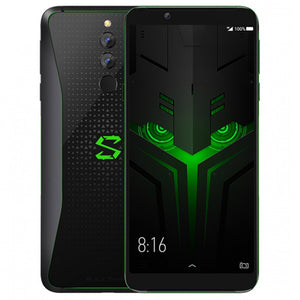 Xiaomi Black Shark Helo 6.01 Inch 4G LTE Gaming Smartphone Snapdragon 845 10GB 256GB 12.0MP+20.0MP Dual Rear Cameras Android 8.0 Type-C Ultrasonic Fingerprint ID - Black